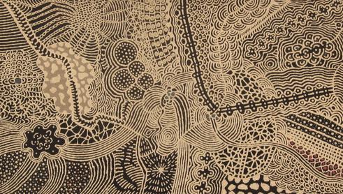 Papunya Tjupi - Isobel Gorey⎜Kapi Tjukurrpa (Water Dreaming)