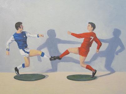 - Footballers