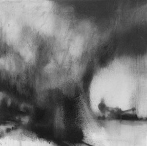 Peter Gardiner - Newcastle, June study I