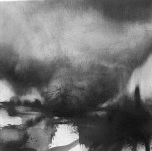 Peter Gardiner - Newcastle, June study II