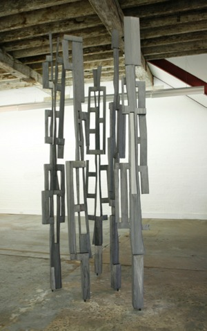 Tony Twigg - 5 Standing Sticks