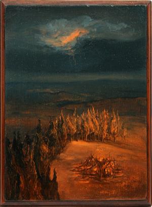 Angela Lane - Lightwood forest