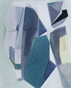 Connie Anthes - Untitled (shape study #4)