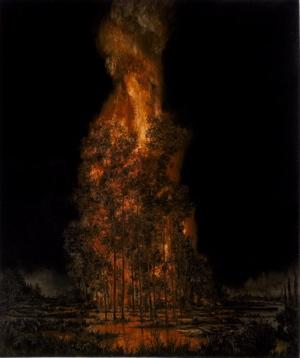 Peter Gardiner - Ravensworth (swamp lantern) V