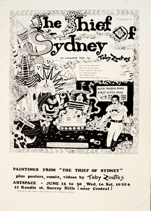 - The Thief of Sydney Poster