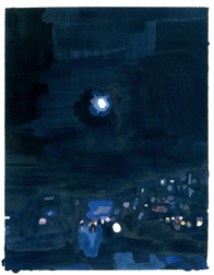 Eric Niebuhr - Night and Water (after Avery)