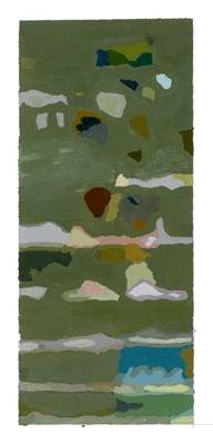 Eric Niebuhr - Ceiling (Shroud of Turin) I