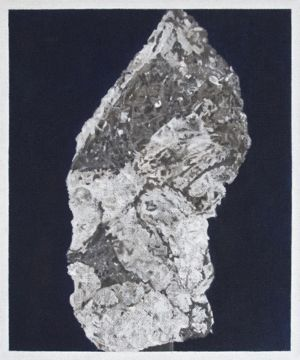 Connie Anthes - Untitled (Zirconium Portrait / Cooper)