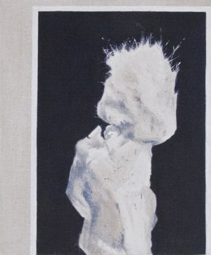 Connie Anthes - Untitled (Asbestos Portrait #1 / Jagger)
