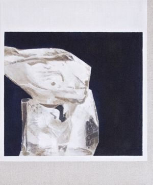Connie Anthes - Untitled (Silicon Portrait #1 / Mercury)