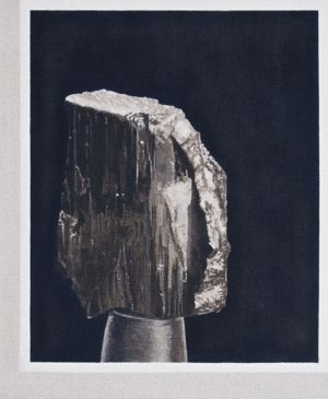 Connie Anthes - Untitled (Iron Portrait #1 / Willy)
