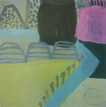 Neridah Stockley - Pink Hill