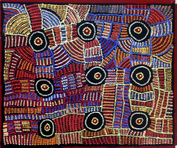 Papunya Tjupi - Doris Bush Nungarrayi | Tjurrpinyi Ikuntji (593-13)